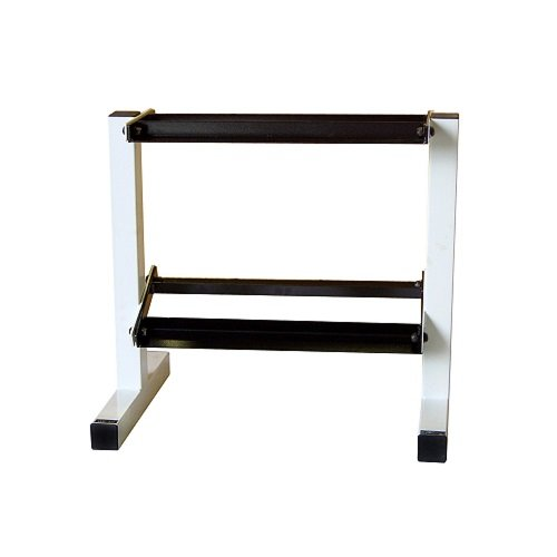 CAP barbell two tier dumbbell rack