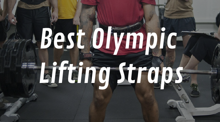 best olympic lifting straps